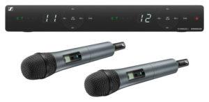 Sennheiser XSW 1-835-E Dual Vocal Set
