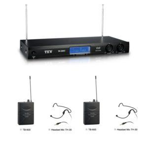 TEV TR-686/TB600/TH30
